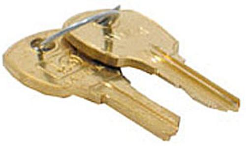 Montisa Learning Cylinder Lock, Master Key