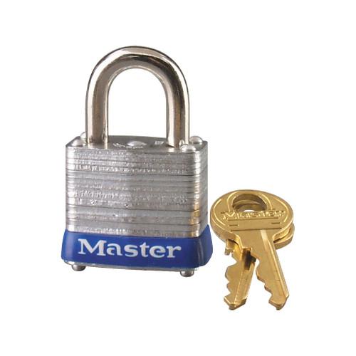 Master Lock Laminated Padlock No. 7 Keyed Alike
