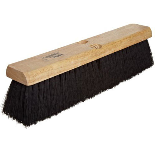 "Weiler Medium Sweeping Floor Brush, 18"""