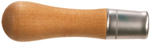 Nicholson Metal Ferruled Wooden File Handle, 0