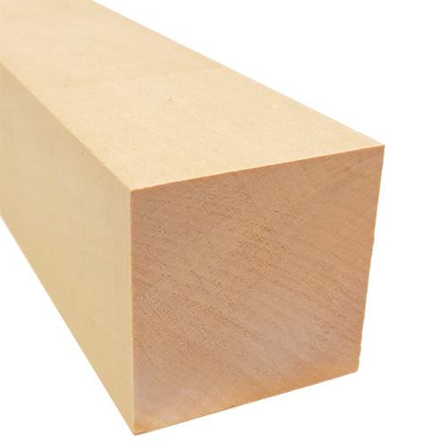 "Bud Nosen Basswood Block, 2"" x 2"" x 12"", 1/pkg."
