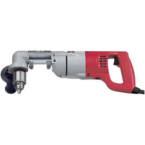 """Milwaukee 1/2"""" VSR D-Handle Right Angle Drill Kit"""