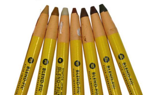 Minwax Blend-Fil Pencils 7-Piece