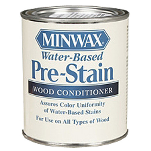 Minwax Water-based Pre-Stain Wood Conditioner, 1 Qt.