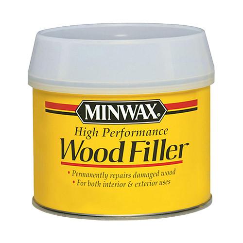 Minwax High Performance Wood Filler, 12 oz.