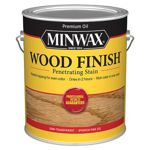 Minwax Wood Finish Wood Stain, Ipswich Pine, Gal.