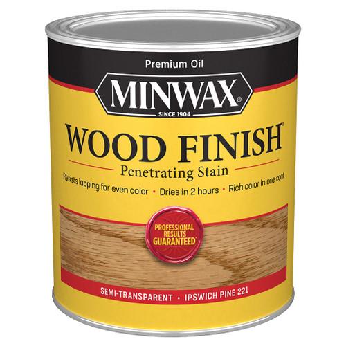 Minwax Wood Finish Wood Stain, Ipswich Pine, Qt.