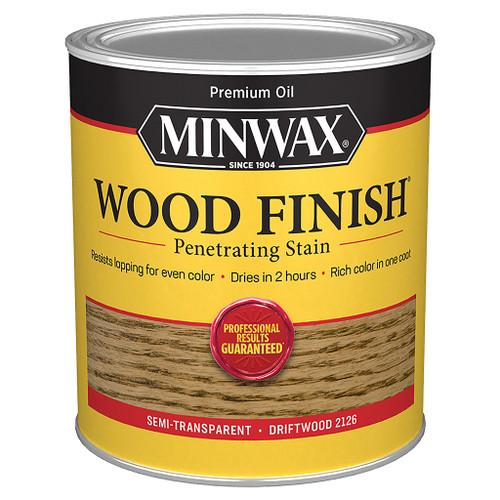 Minwax Wood Finish Wood Stain, Driftwood, Qt.