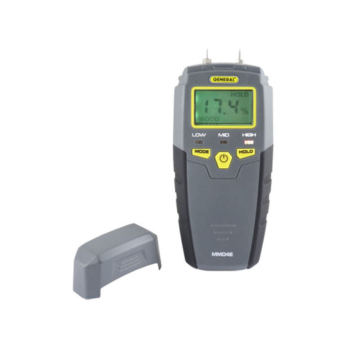 General Digital/LCD/LED Moisture Meter