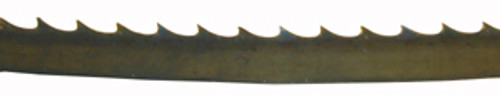 "Morse Wood-cutting Band Saw Blade, 92"" (7'8"") x 1/4"" x 6T"