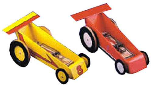 Midwest Products Mousetrap Racer Kits, 12