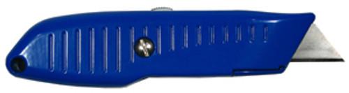 Lutz No. 82 Retractable Utility Knife, Blue