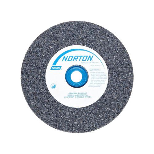 "Norton Abrasive Wheels 6"" x 1"", Medium"