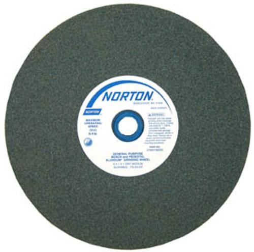 "Norton Abrasive Wheels 8"" x 1"", Medium"