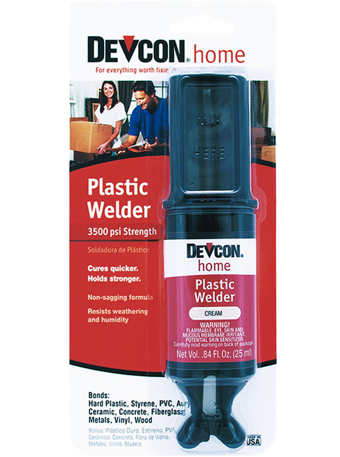 Devcon Plastic Welder, 25 ml.
