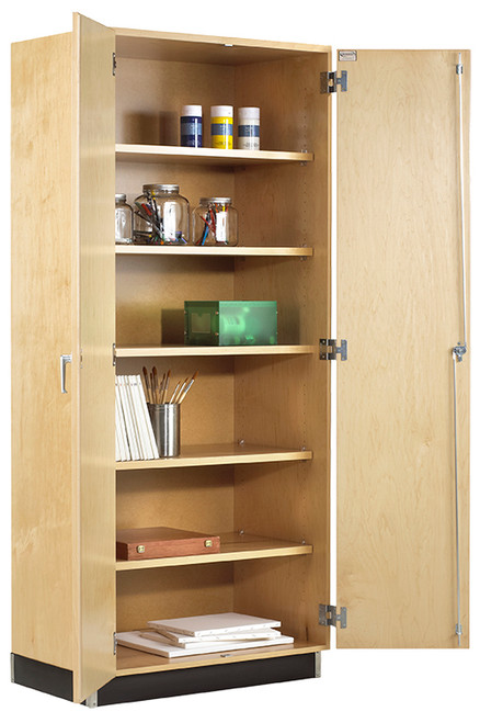 """Diversified Woodcrafts 36"""" Power Tool Cabinet Cabinet w/Basic Tools"""