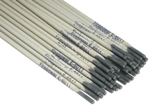 """Firepower AWS Class E 6011 Arc Welding Electrodes, 3/32"""", 50 lbs."""