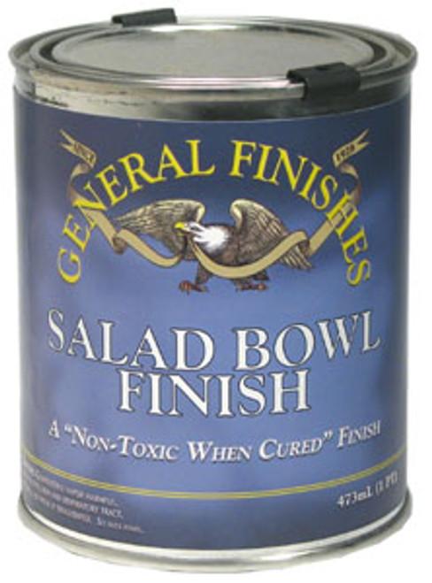 General Finishes Salad Bowl Finish, Qt.