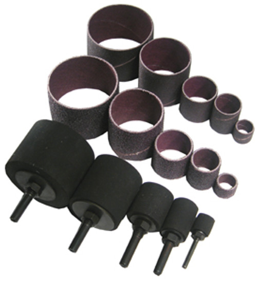 Clesco Sanding Drum Kit 20-Piece