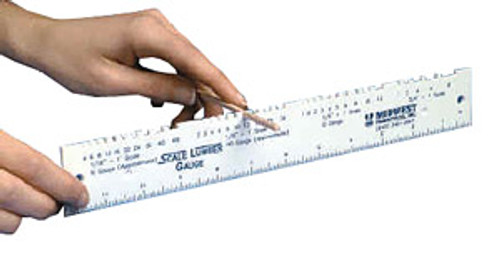 Midwest Products Scale Lumber Gauge