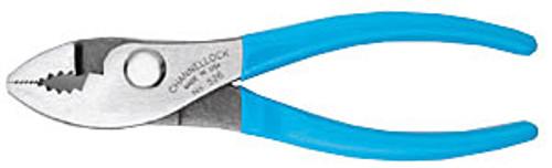 "Channellock Slip Joint Pliers w/Wire Cutting Shear, 8"""