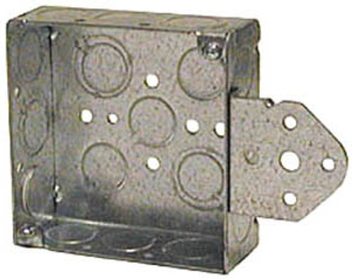 Raco Electrical Boxes, Receptacle Square