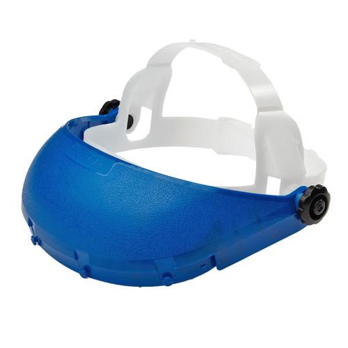Sellstrom 390 Series Face Shield, Single Crown Ratchet Headgear Only
