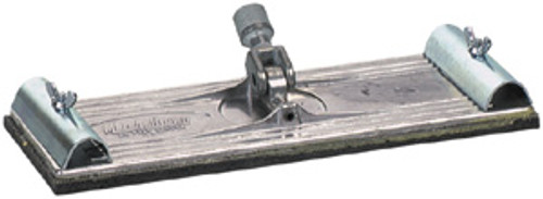 "Marshalltown Swivel Pole Sander, 3-1/4"" x 9-3/8"""
