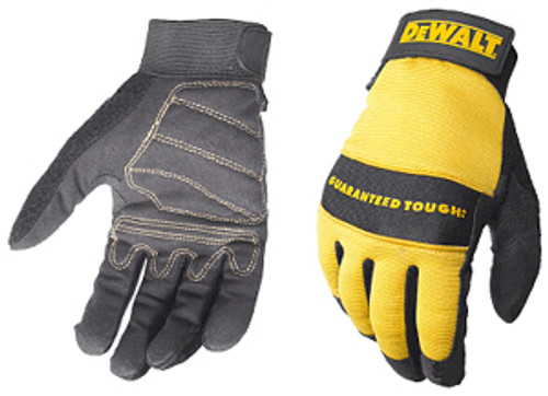 DeWalt Synthetic Leather Work Gloves, X-Large