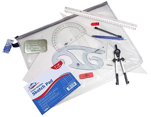 Alvin Technical-Grade Blueprint Kit