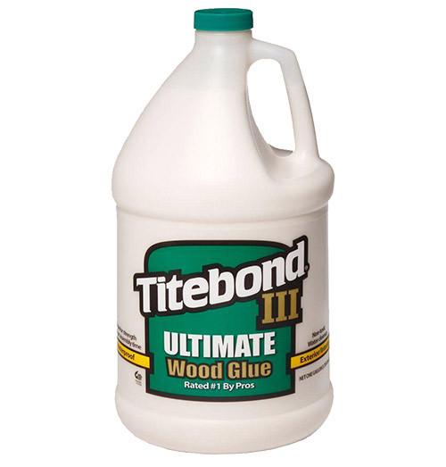 Franklin Titebond III Ultimate Wood Glue, Gal.