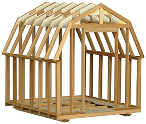 Educational Models Utility Building Framing Kit