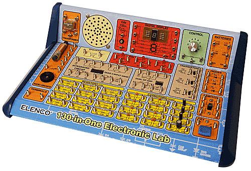 Elenco 130-in-1 Electronics Playground