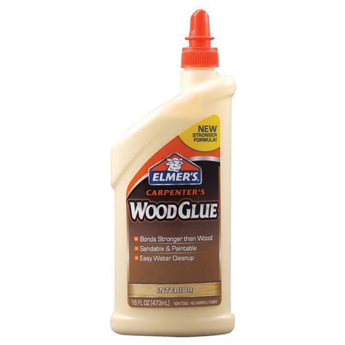 Elmer's Carpenter's Interior Wood Glue, 16 oz.
