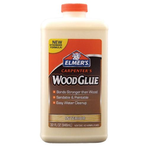 Elmer's Carpenter's Interior Wood Glue, 32 oz.