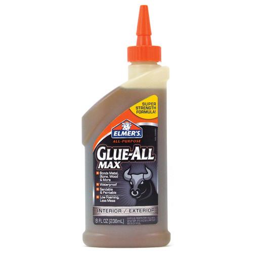 Elmer's Glue-All Max Wood Glue, 8 oz.