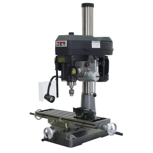 JET JMD-18PFN Mill/Drill with Power Downfeed 115/230V 1Ph