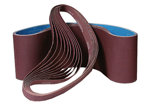 "Kalamazoo 4""W x 60""L Sanding Belt, 50 Grit"