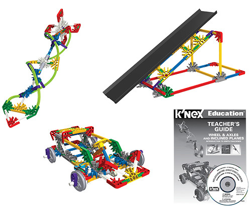 Introduction to Simple Machines: Gears 78630   K'NEX Education