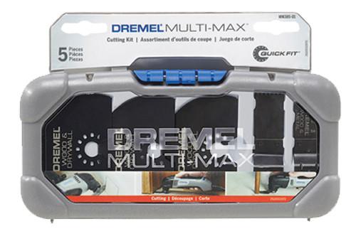 Dremel Multi-Max Oscilllating Tool 5-Piece Cutting Kit