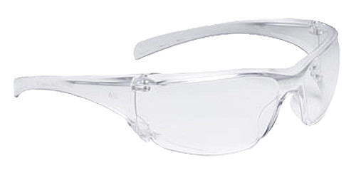 3M Virtua Safety Glasses, Clear Lens