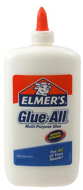 Elmer's Glue-All White Glue, 4 oz.