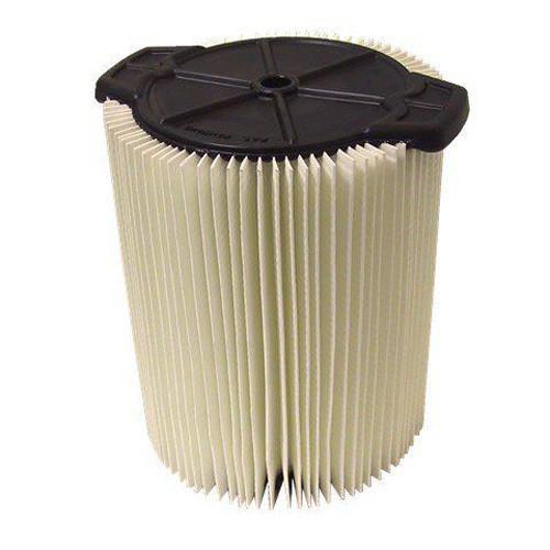Ridgid Wet/Dry Vacuum Pleated Paper Filter