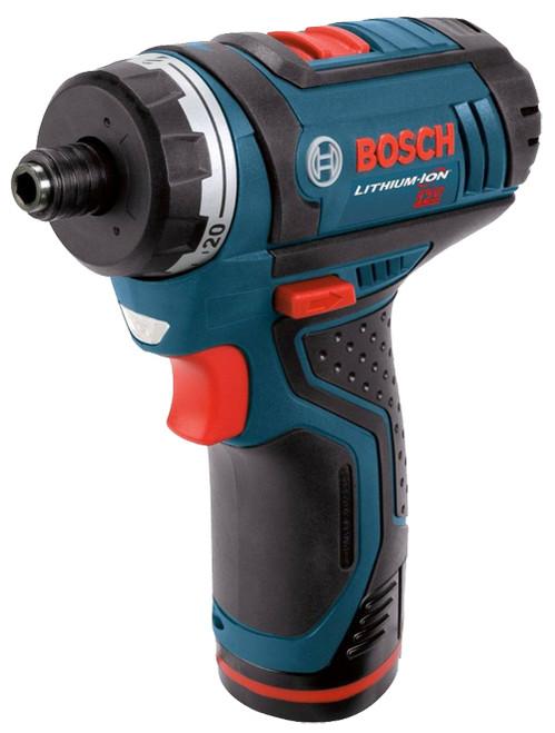 Bosch 12V Max 2-Speed Pocket Screwdriver