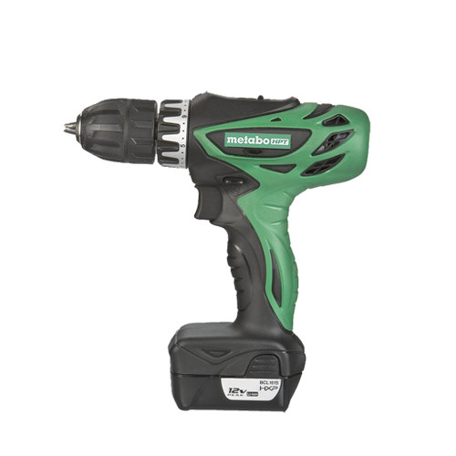 """Metabo HPT 3/8"""" Lithium Ion Micro Driver Drill, 12V"""