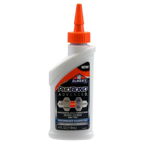 Elmer's ProBond Advanced Wood Glue, 4 oz.