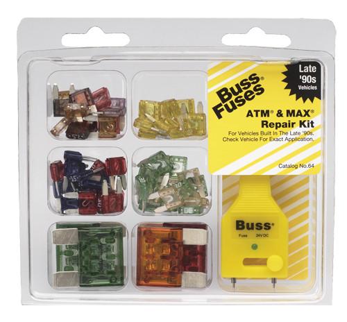 Bussmann ATM/Max Fuse Kit