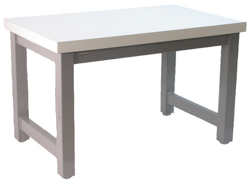 "BenchPro Heavy-duty Work Bench, Steel Top, 48""W x 24""D x 32""H"