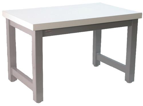 "BenchPro Heavy-duty Work Bench, Steel Top, 72""W x 24""D x 32""H"