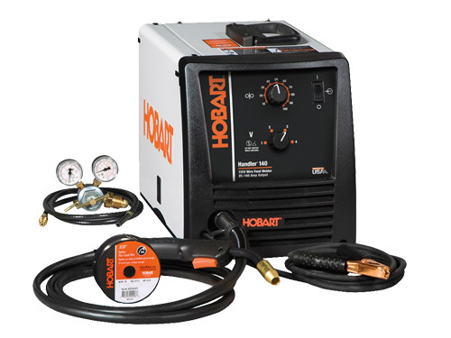 Hobart MIG Handler 140 Welder - Midwest Technology Products